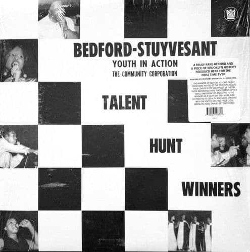 Various<br>Bedford-Stuyvesant Youth In Action Community Corporation Talent Hunt Winners<br>LP